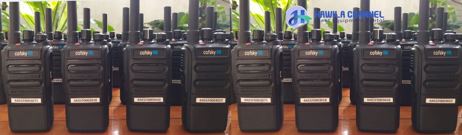Sewa HT GSM Cafsky Jakarta