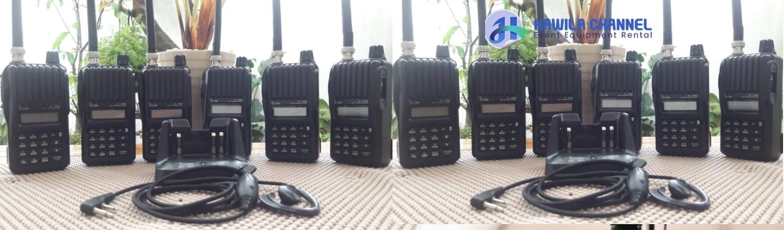 Sewa radio HT Pamulang, Rental Handy Talky, Penyewaan Radio HT